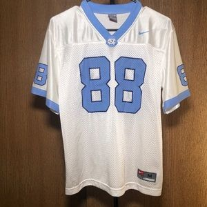 2000's Nike UNC Football Jersey #88